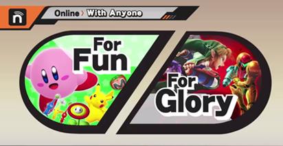 Smash Bros 3DS Wii u For Glory
