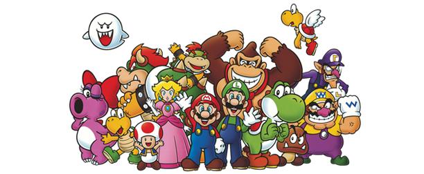 Nintendo header