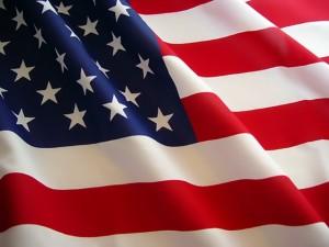 La bandera del continente americano